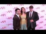Jeff Bridges ,Luke Bracey  ,Mandy Moore,Milo Ventimiglia 17th Annual AFI Awards