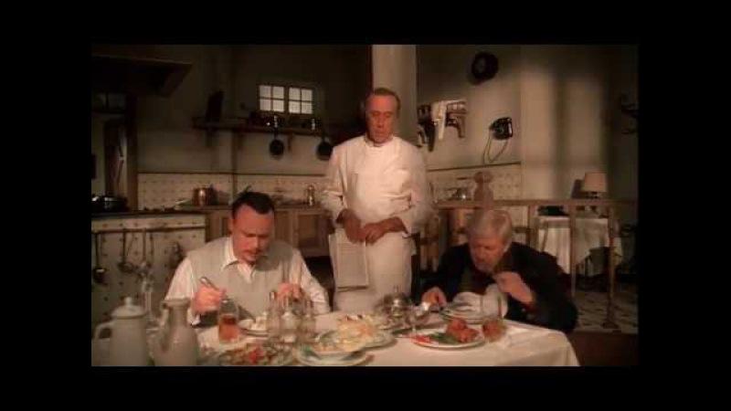 Ниро Вульф и Арчи Гудвин (2 фильм 1 серия из 5) 2001 DVDRip