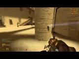Half-Life 2 Deathmatch. Лети, детка, лети! Гравипушка VS граната.