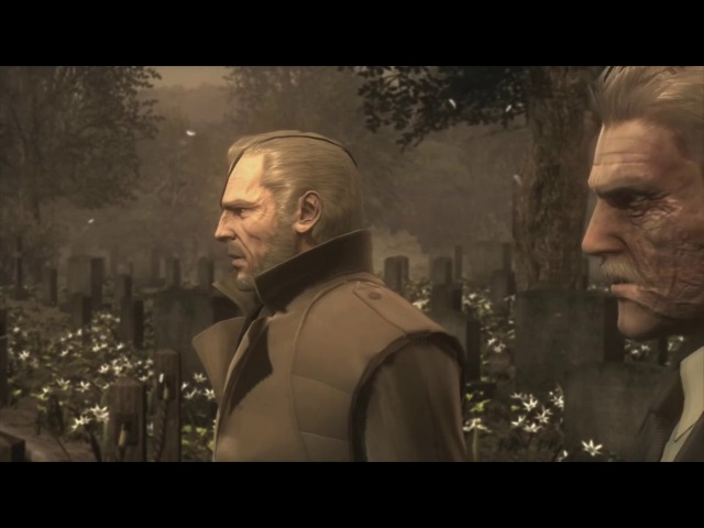 Metal Gear Solid - A Cruel of Angel's Thesis [eng]