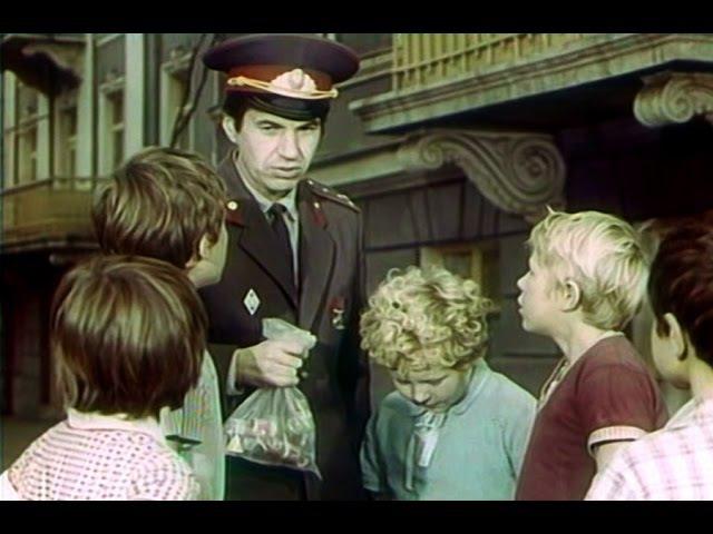 Рассказы о Кешке и его друзьях 3 серия 1974 фильм