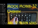 9 Hidden Gems in the Moog Mother-32