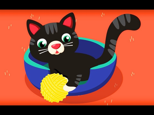 █▬█ █ ▀█▀ Dziecięce Przeboje - Kot Staś (Nowy Teledysk)