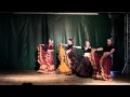 Warsaw Dance Fusion ATS® with skirts grupa Katarzyny Lidii
