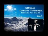 G.Mahler Complete Symphonies Vol.3  L.Bernstein New-York-PO etc.  (1965~66)