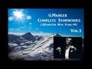G.Mahler Complete Symphonies Vol.3 L.Bernstein New-York-PO etc. 1965~66