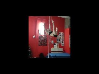 _SoVa_ Combo 57 Sholder Pole Dance