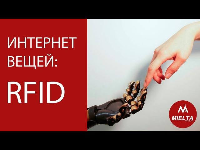 Что такое Интернет вещей: RFID