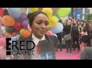 Kat Graham on Playing Jada in All Eyez on Me | E! Live from the Red Carpet