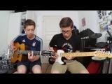 Tuyo - Rodrigo Amarante - Guitar Cover (Narcos Theme Song) - with TABS!