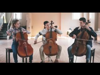 Впечатляющее исполнение Stranger Things на виолончеле (Nicholas Yee)