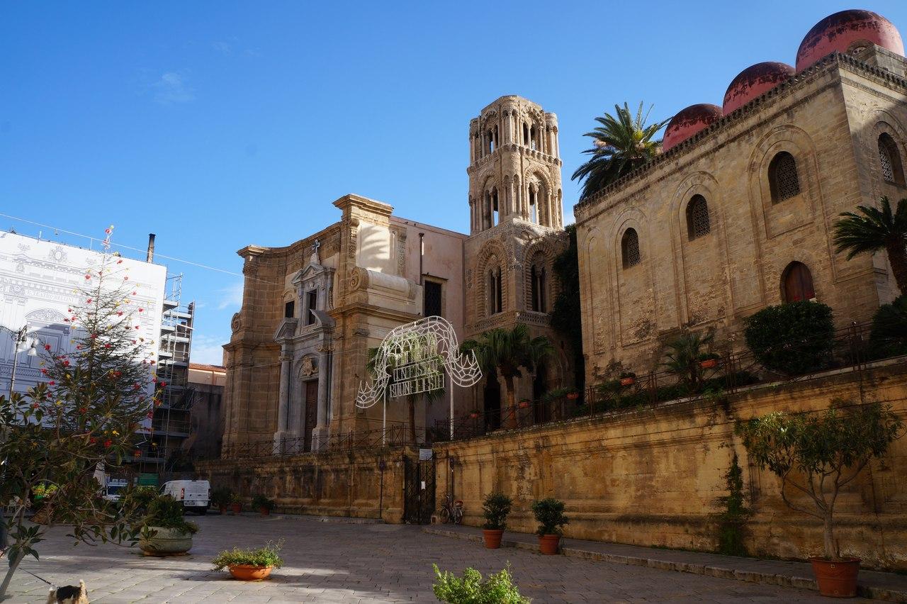 Церкви в Палермо