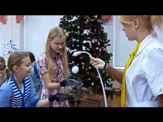 Новогодние научные шоу-программы для детей! Архангельск, Северодвинск, Новодвинск