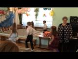 Внучка Ксения на празднике в честь 8 марта.Концерт для МАМ 2017 год 6 марта