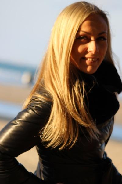 Оксана Бондаренко