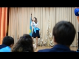 Туктубаева Айнара. Песня