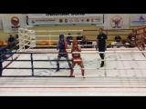 Салахидинов Шахзод 2-й раунд