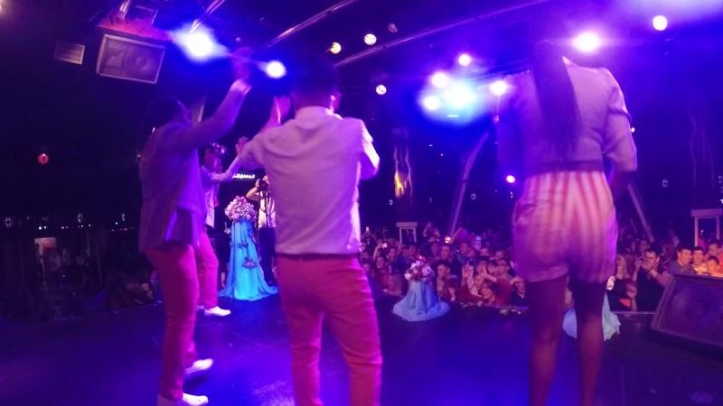 Ильдус Биков и шоу группа Килиманджаро на Йондоз Party Башkортса 25 05 2017г