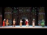 Новогодняя танцевальная сказка