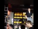 Танец официанта ресторан The waiters