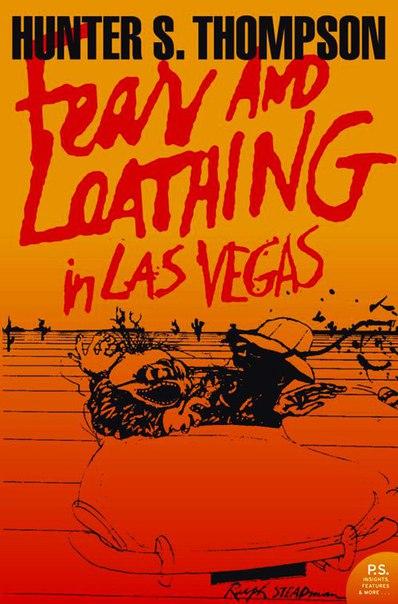 Электронная книга Страх и отвращение в Лас-Вегасе