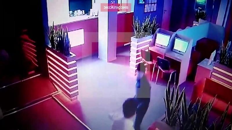 Ограбление букмекерской конторы ФОНБЕТ 2017 год (группа Спортивный Букмекер)