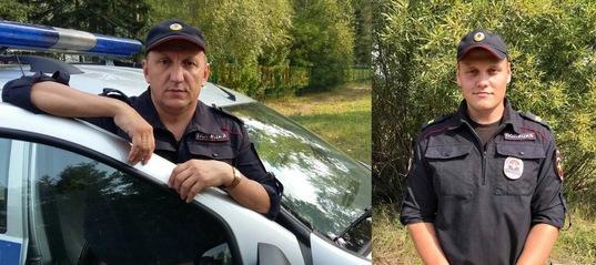 Рашид Хусаинов и Евгений Сигачев