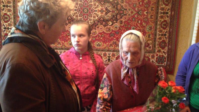 Воспоминания участницы Великой Отечественной войны