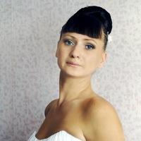 Анкета Кристина Зиновьева