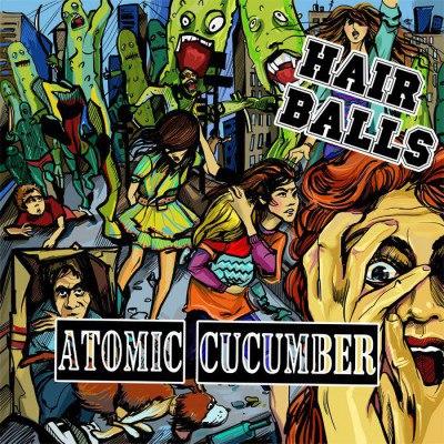 Рецензия: Hair Balls - Atomic Cucumber [re-release] (2016)