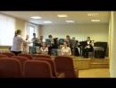 Прокопенко Дарья за роялем 28.12.16