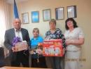Акция по страхованию имущества «25 лет надежно!» в Лысьвенском и Бардымском агентстве СФ «Адонис»