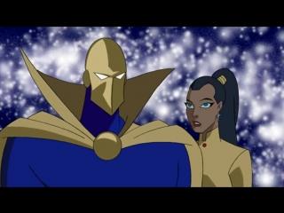 S2e16 - The Terror Beyond (Part Two)   Justice Leagues / Лига Справедливости - 16 серия, 2 сезон