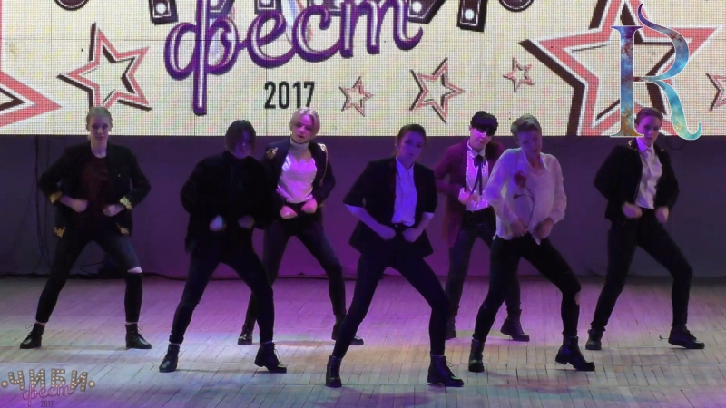 ЧибиФест 2017. Конкурс танцев Cover-Dance (1 место): Blast-Off (Златоуст, Челябинск): Blood Sweat Tears (방탄소년단 Cover)
