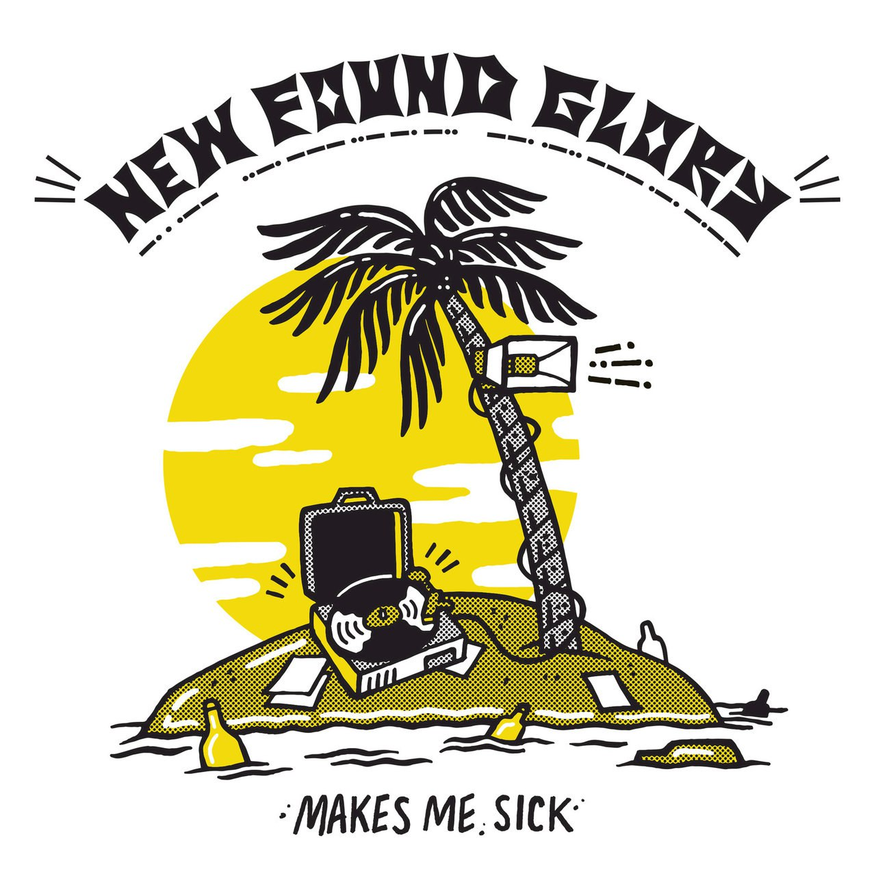 New Found Glory - Happy Being Miserable [single] (2017)