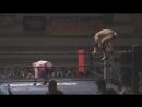 Masamune, Kenichiro Arai vs. Shinobu, Koju Takeda (FREEDOMS - Yokohama Wrestling Festival 2017)
