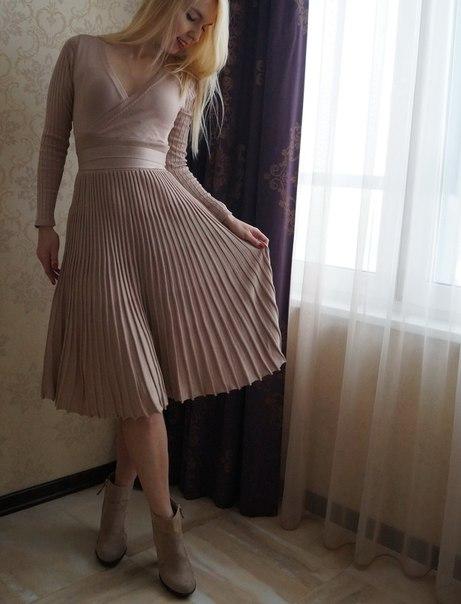 Бежевое платье алиэкспресс