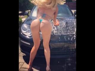 Видео Nicolette Shea [HD 720, Erotic, Blondes, Big Tits, Boobs, Sex, Секс, Большие Сиськи, Титьки, Голые, Модель, Стриптиз, Эрот