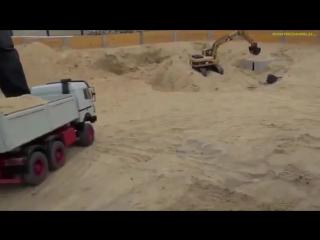 Охенные модельки грузовиков