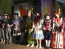 Финал спектакль Алиса в стране чудес, апрель 2016, студия Лидер