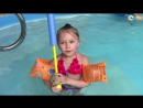 Русалки в бассейне Mermaida Надувные ФЛАМИНГО. Анонс нового видео от Ярославы