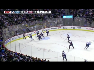 Highlights: WPG vs COL Oct. 28, 2016
