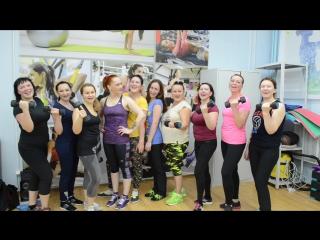 FoxFit Training Авторская программа Евгении Зеленцовой студия фитнеса EnergyLife Новый Уренгой 262-777