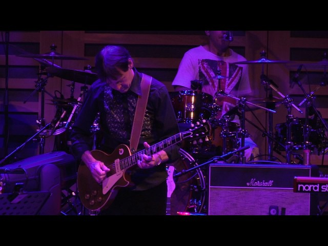 Kingmaker by Big Big Train, live in London, August 2015