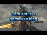 Dark souls 3 Boss Fight Nameless King  Безымянный король