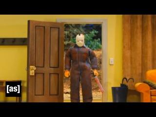 Good Day To Die | Robot Chicken | Adult Swim
