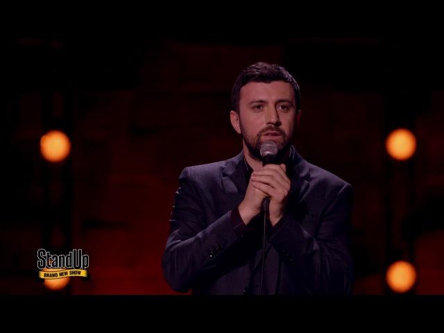 Stand Up: Тимур Каргинов - О ссорах в отпуске, пирсинге в носу, бровястых девицах и тр ...