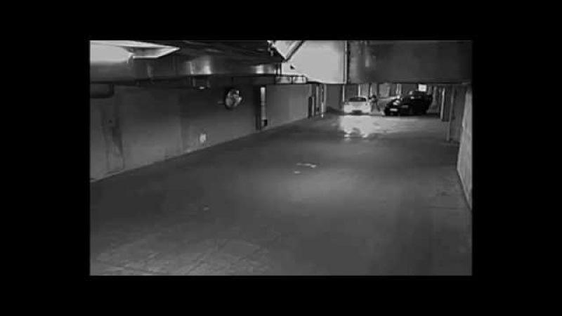 Перестрелка на парковке