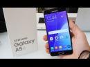 Samsung Galaxy A5 2016 SM-A510F - Обзор/Review