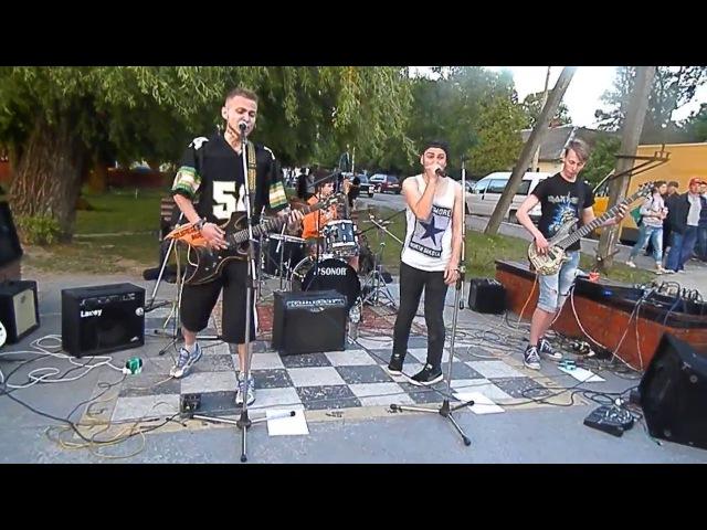 Super MariVo фестиваль вуличної музики Славута